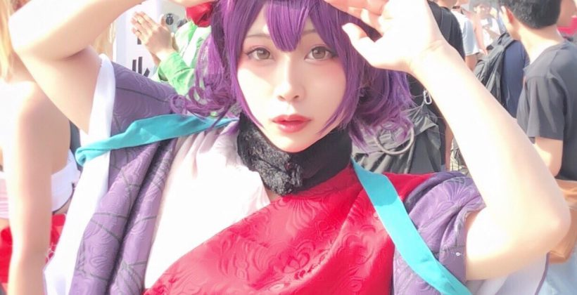 "C94 Day 1 digest  ""cosplayers"""