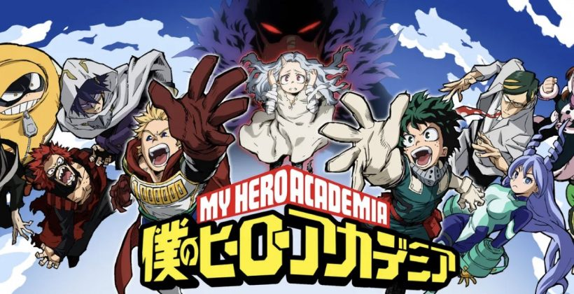 My Hero Academia 5th Season Comes March 27th 2021