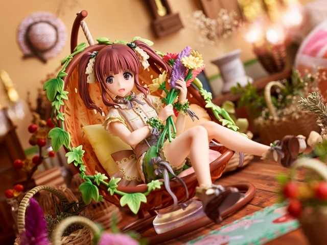 "From ""THE IDOLM@STER CINDERELLA GIRLS"" Comes A Figure Of ""Chieri Ogata"" In The Costume Of [My Fairy Tale]!"