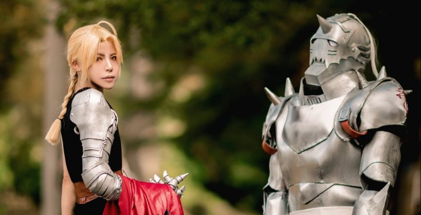 Popular Anime Cosplay Bundle ~FULLMETAL ALCHEMIST~