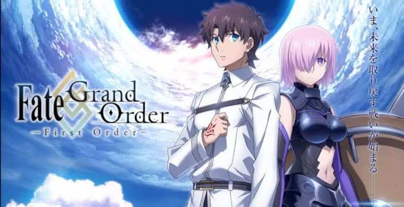 """Fate/Grand Order"" anime information summary"