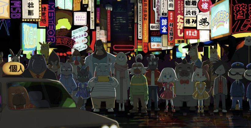 """ODD TAXI"" Original TV Anime Airs April 2021"
