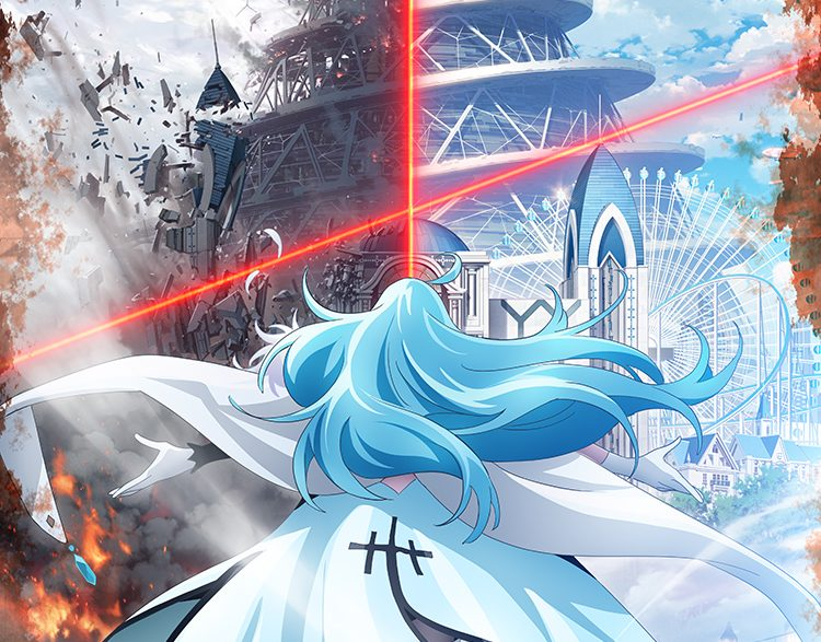 """WIT STUDIO's New Original Animation """"Vivy - Fluorite Eye's Song-"""" will be broadcast from April!"""