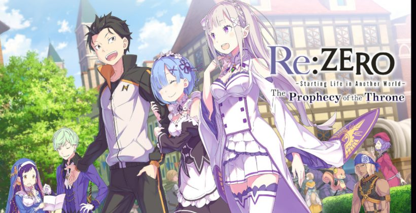 """Re:Zero""Game Review Is it not an exaggeration to say that it was made for fans?"