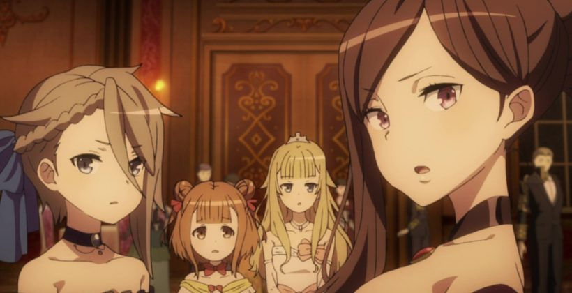 Second Princess Principal: Crown Handler anime The first chapter of the movie will be released on February 11, 2021!