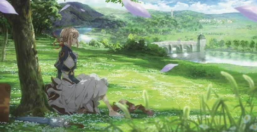 """Violet Evergarden's four """"shadow protagonists"""" - people who are essential to the protagonist's growth"""