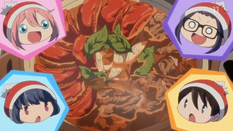 【Laid-back Camp】This is a list of recipes that Rin has made for camping.