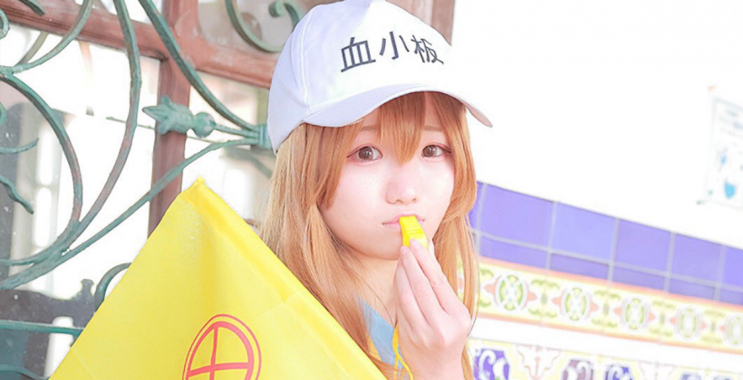 Weekly Best Cosplayer -Apr 26- to MAY 2