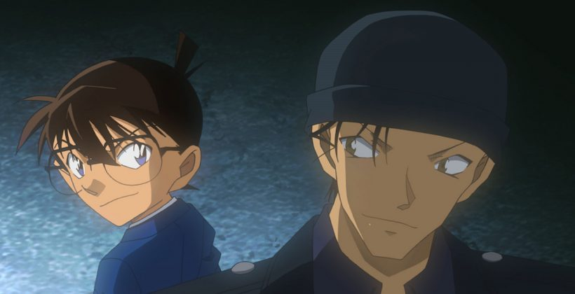 Why the Scarlet Series is a Must-See in Detective Conan