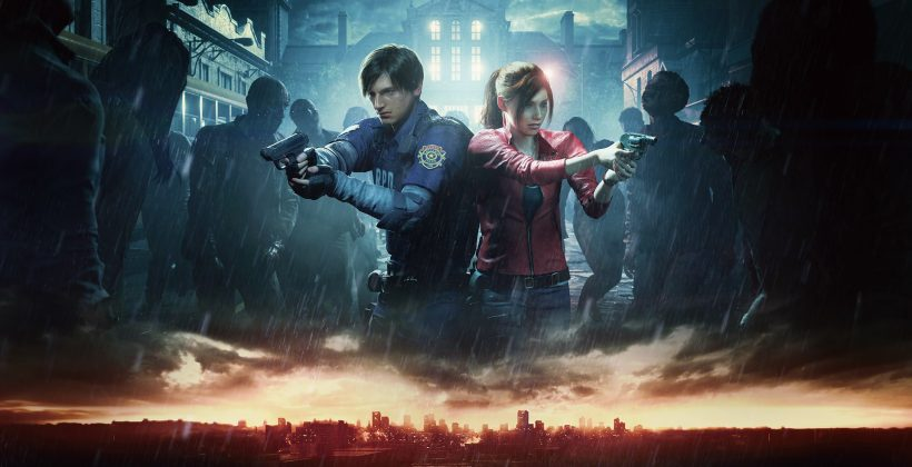 """CG animated film series """"Resident Evil"""" is interesting! Here are the characters and the synopsis!"""