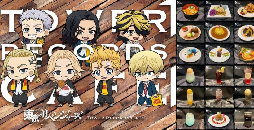 [Tokyo Revengers] Collaborative Cafe to be Held in Nagoya and Umeda with Limited Edition Sweets for Mikey's Birthday