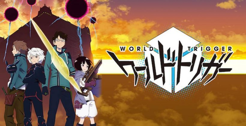 """The teaser visual for the third season of """"World Trigger"""" is released, and a big announcement will be made at a live streaming event on the 15th."""