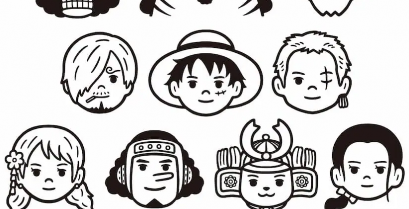 """The collaboration between """"ONE PIECE"""" and popular illustrator Noritake is now available for pre-order!"""